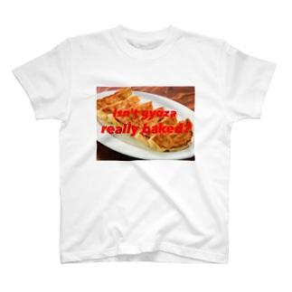 英語読めないさんの家のギョウザシリーズ T-shirts