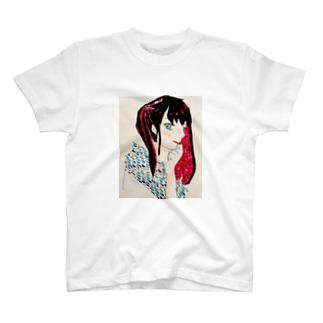 美笑 T-shirts