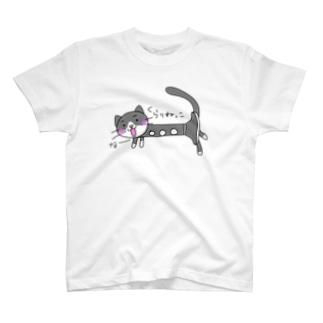 くらりねっこ T-shirts