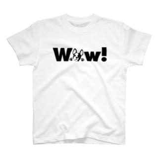 Wow!フレブル! T-shirts