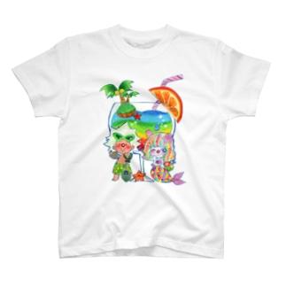 ビバ! Tシャツ T-shirts