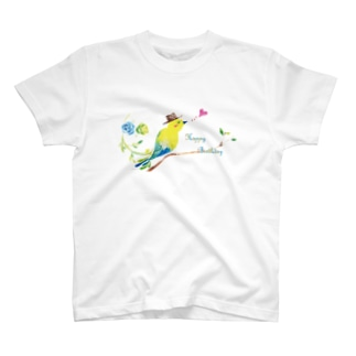 Birth:Little Bird T-shirts