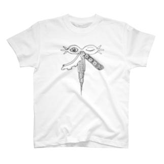 不〜dystopia T-shirts