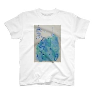 アメ模様 T-shirts