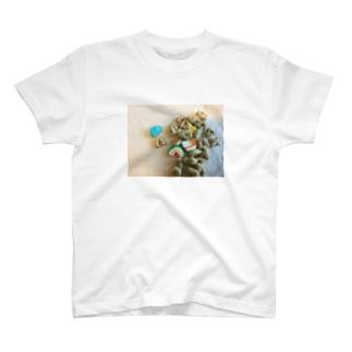 お菓子 T-shirts