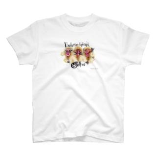 Outo put T-shirts