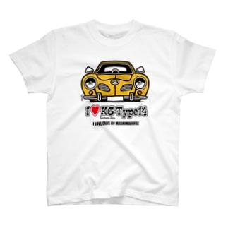 I LOVE KG-Type14 T-shirts