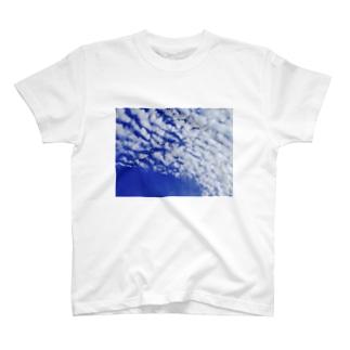 ブルースカイ T-shirts