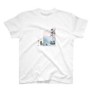 ゆっくりのTシャツ_2 T-shirts