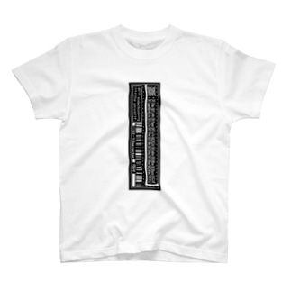 洒落たtag T-shirts