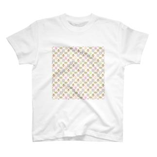 ぼんごれモノグラム T-shirts