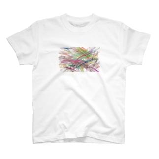 1歳9ヵ月(ヨコ) T-shirts
