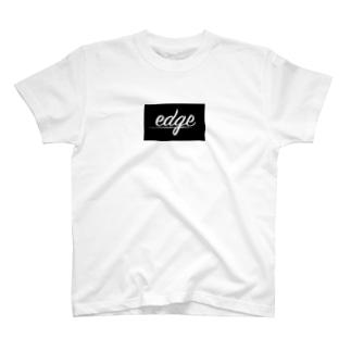 edge(黒) T-shirts