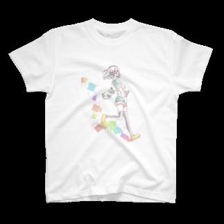 ミューのニースくん T-shirts