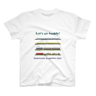 Let's go buddy! T-shirts