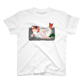 テンカラ(メバル)刺身 T-shirts