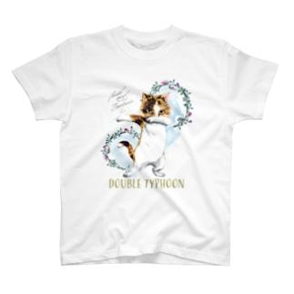 Double Typhoon T-shirts