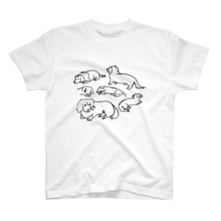 おいぬさま T-shirts