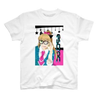女装男子エスクロくん T-shirts