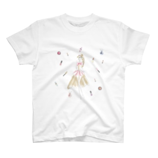 MAKE-UP GIRL T-shirts