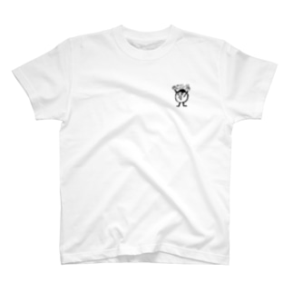 ガンバレ!ベースボールボーイズ!モノトーン T-shirts