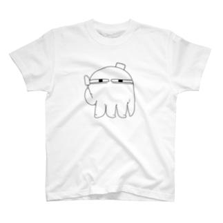 ぼうしくらげ T-shirts