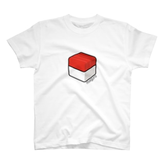 マグロキューブ T-shirts