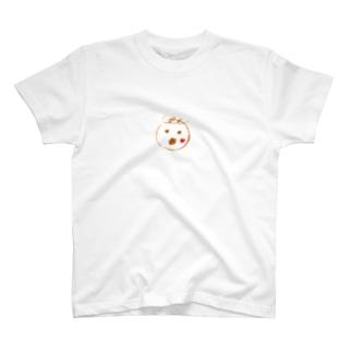 aki♡のアイラブベイビー。赤ちゃん。 T-shirts
