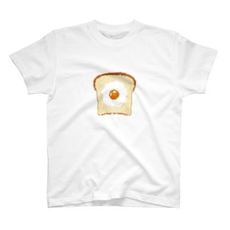 食パンドット T-shirts