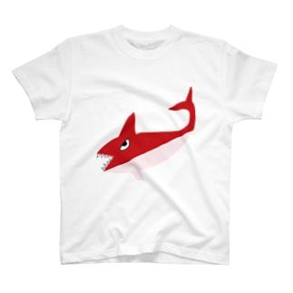 ファイアシャーク T-shirts