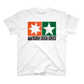 素人志向#01 T-shirts