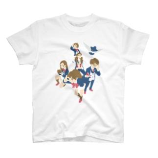 ぐれい部員1 T-shirts
