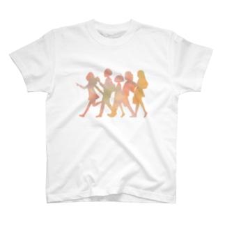 ぐれい部員2 T-shirts