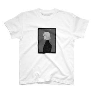 唸のキリトリTシャツ T-shirts