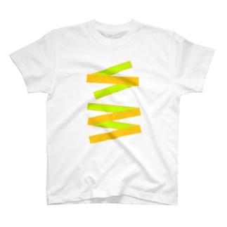 P&BのP&B=りぼん-1 T-shirts