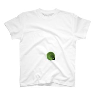 ゆーのあっ!!深ーい!!緑だ!! T-shirts