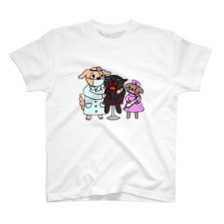 お注射ちっくん T-shirts