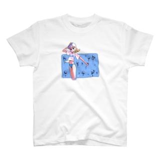 炭酸ガール子 T-shirts