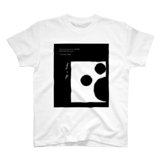 "ATELIER ""MONOCHROME""のf・p(Monochrome:) T-shirts"