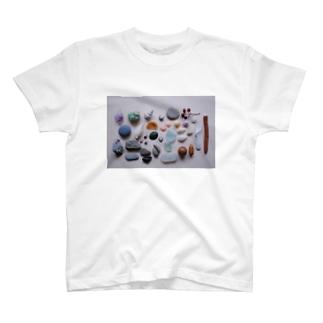 星の欠片_1 T-shirts