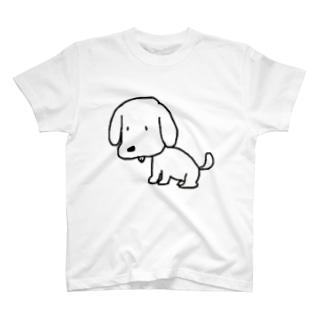 イッヌ T-shirts