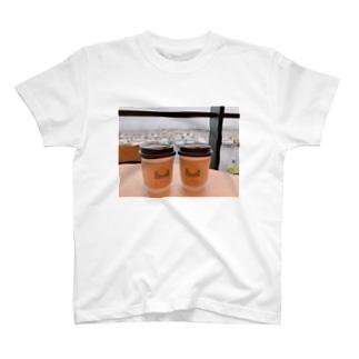 カフェ T-shirts