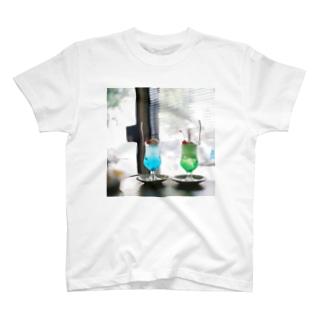 夏がきた T-shirts