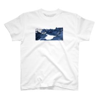 シャモニー エギュイミディ ドライTシャツ T-shirts