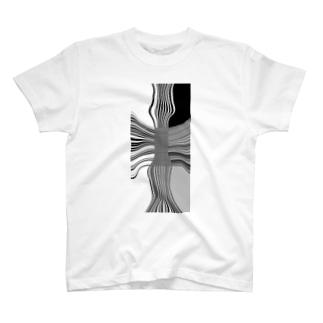 cube.線 T-shirts