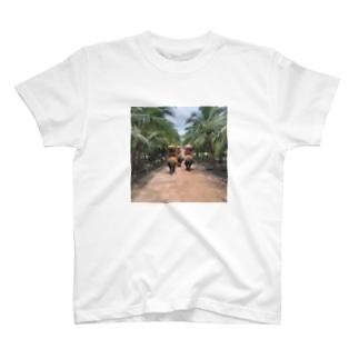 タイに行きタイ! T-shirts