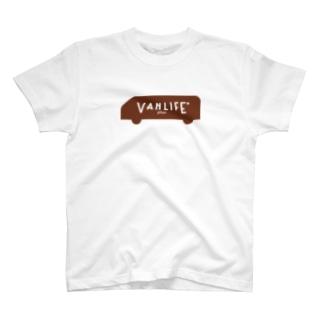 vanlife plus_logomark01 T-shirts