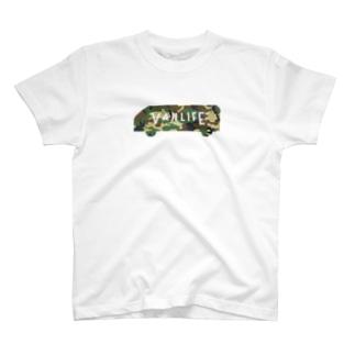 vanlife plus_logomark03 T-shirts