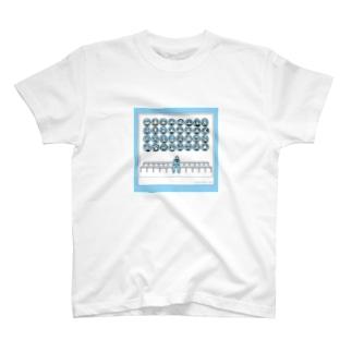 ワンデー・アイデアの2020年の入学式 T-shirts
