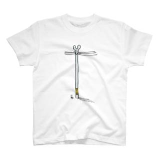 大田デザイン刑務所の電チュー B案 T-shirts